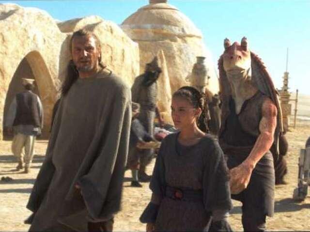 Quem serias em Star Wars: A Ameaça Fantasma?