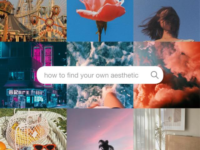Que aesthetic do pinterest você é? ✨