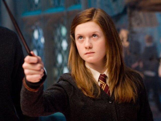 Você conhece Ginny Weasley?