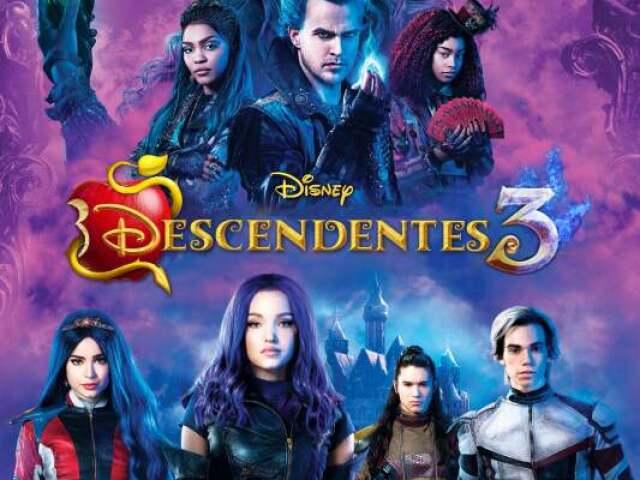 Quem você seria de Descendentes?