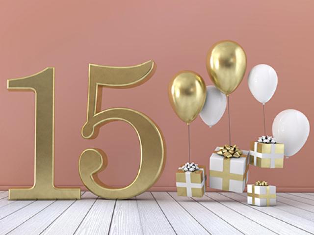 Monte sua festa de 15 anos <3