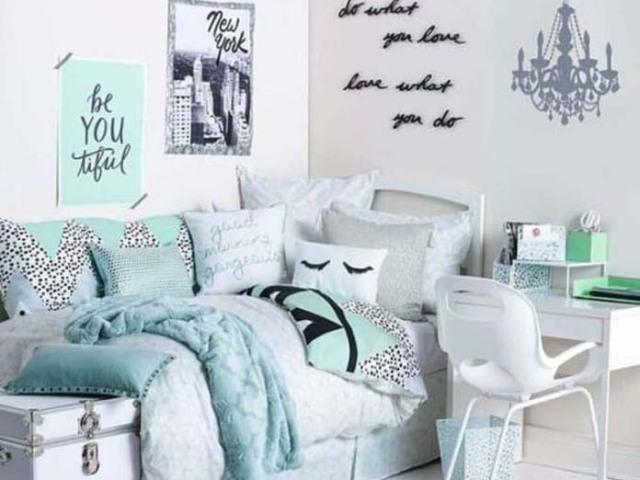 Como seria o teu quarto?