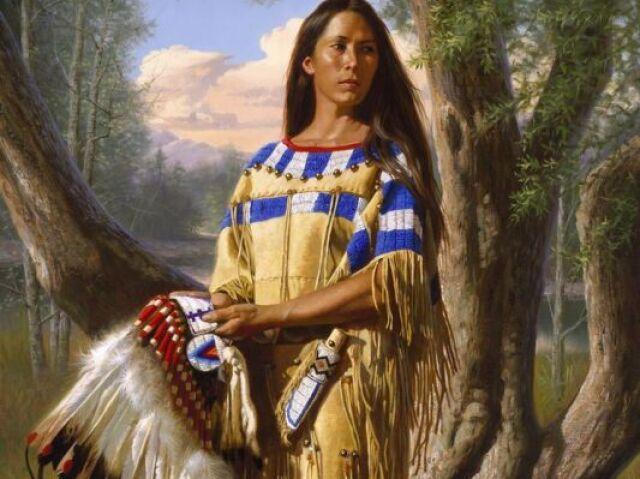 Você conhece a lenda original de Pocahontas?