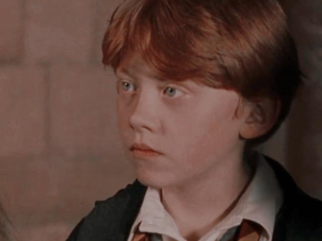 Você conhece o Ron Weasley?