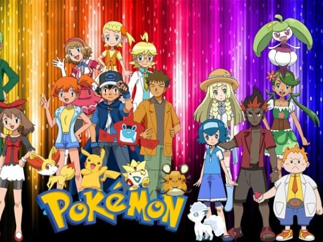 Que personagem de Pokémon você seria?