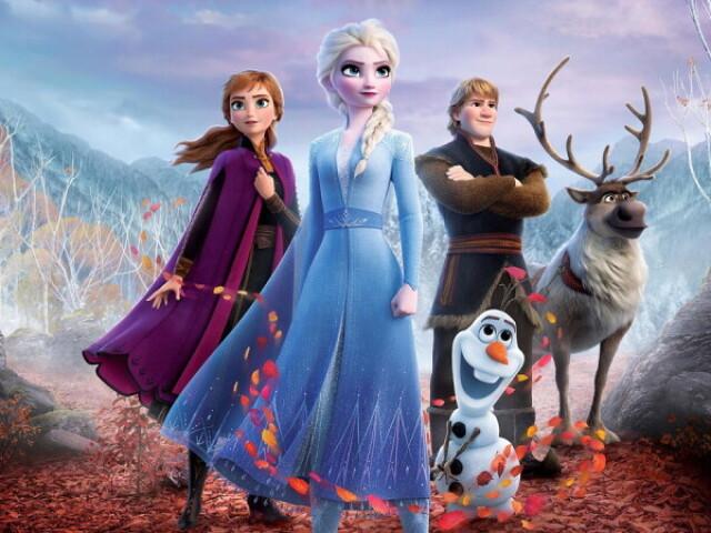 ❄️ Quem você seria em Frozen 2? ❄️