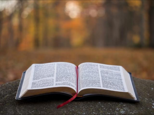 O que você sabe sobre a bíblia?
