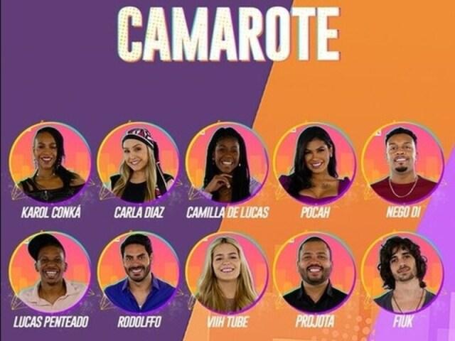 """BBB 21: Quem você seria na equipe """"Camarote""""?"""