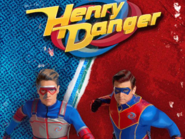 Quem você seria em Henry Danger?