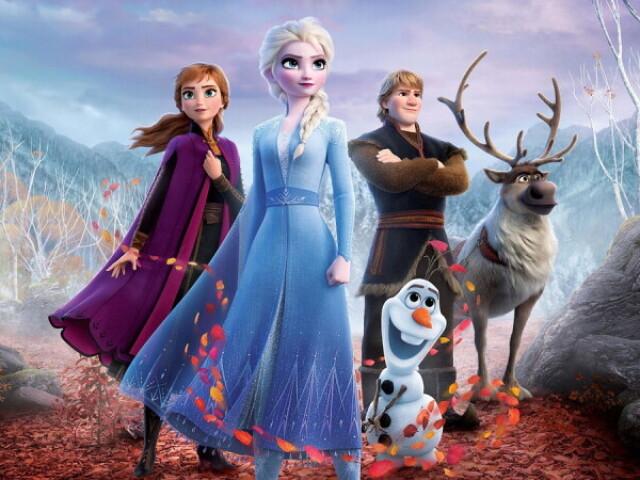 Teste Seu Conhecimento - Frozen 2