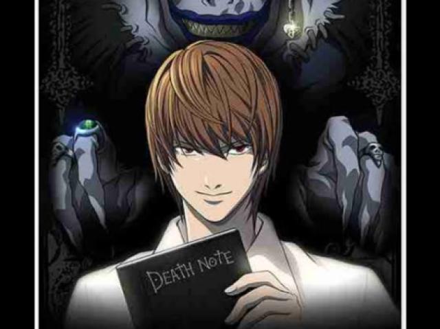 Você realmente conhece Death Note?