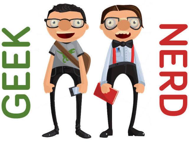 Você é Mais Geek ou Nerd?
