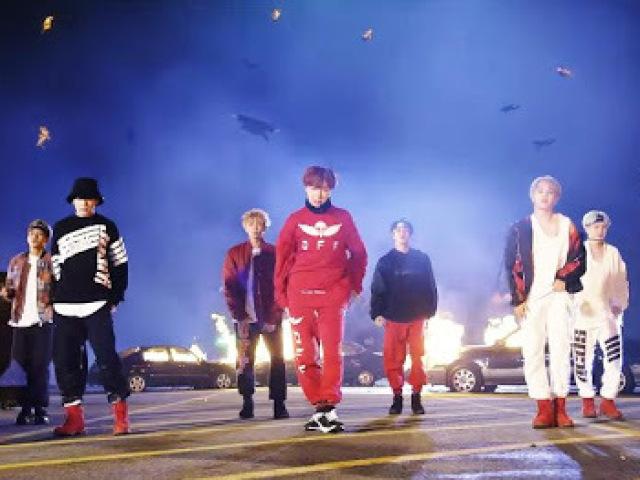 Tente acertar MVs BTS! (Versão Difícil)