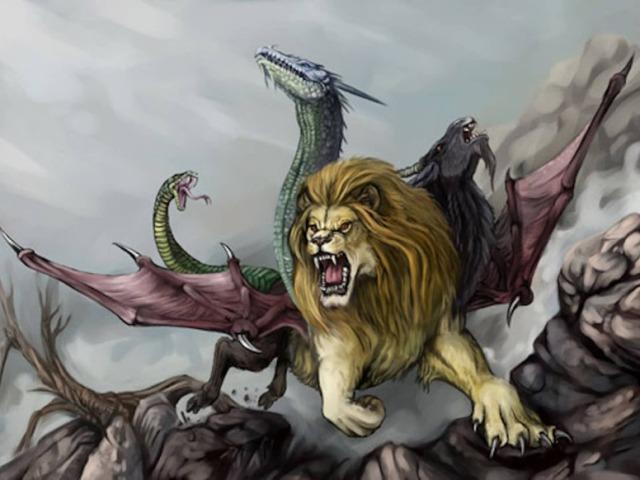 Qual monstro grego você seria?