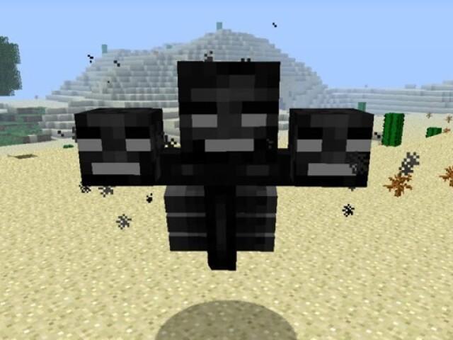 Qual monstro do Minecraft você é?