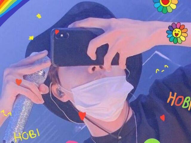 💖(BTS)• ~ ღ O que o Solzinho Hobi seria seu de acordo com o quiz? °•☁️°•