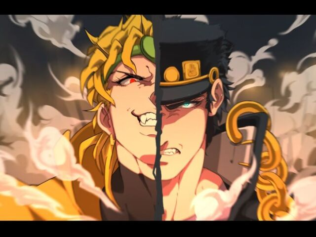 Jojo: Você mais é Jotaro ou Dio?