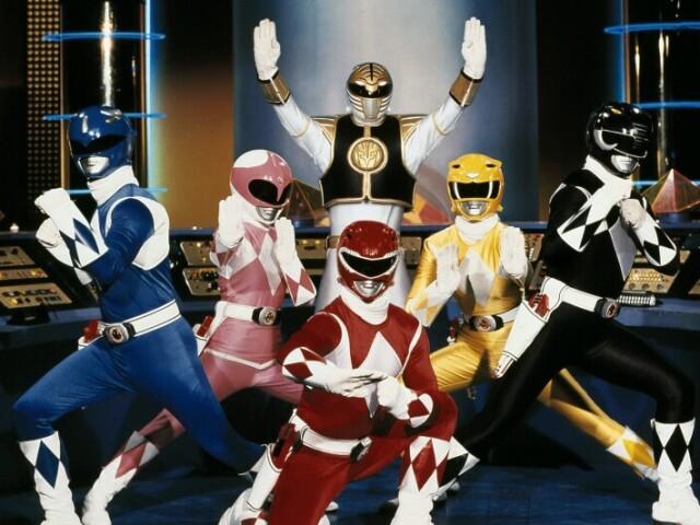 Qual Ranger especial você seria?