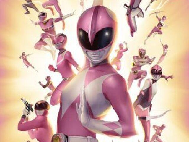 Qual Ranger Rosa você seria?