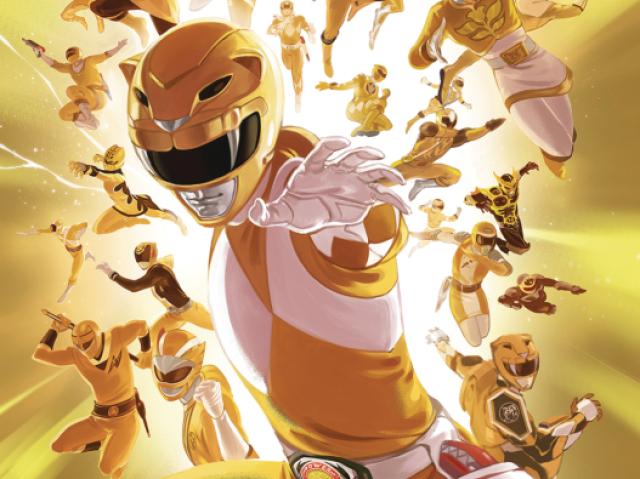 Qual Ranger Amarela você seria?