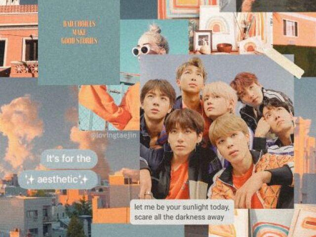 ✧・゚:* Será que eu consigo adivinhar quem do BTS é seu bias?! ✧・゚:*