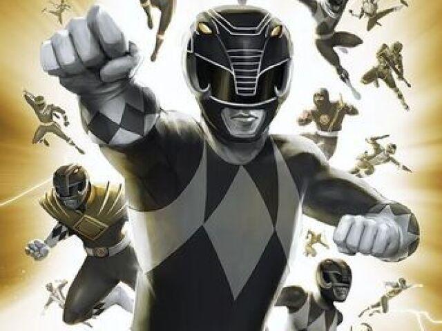 Qual Ranger Preto você seria?