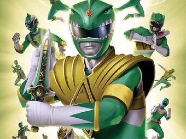 Qual Ranger Verde você seria?