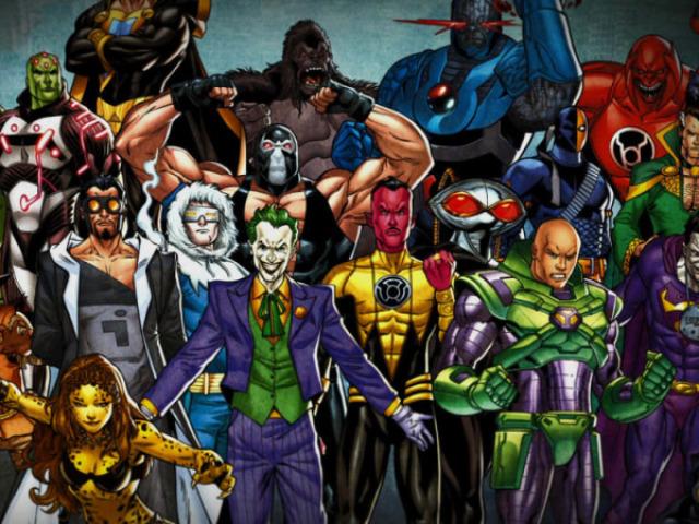 Qual grande vilão da DC você seria?