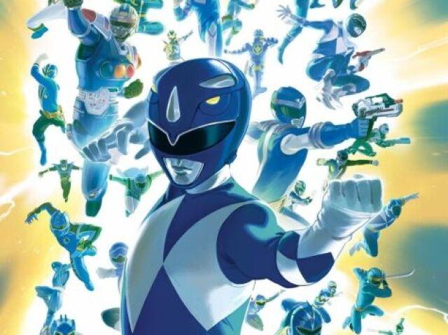 Qual Ranger Azul você seria?