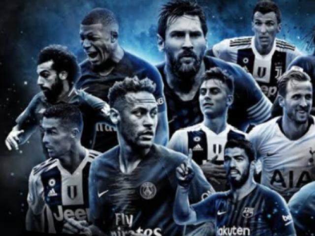 Quem você seria no Futebol?
