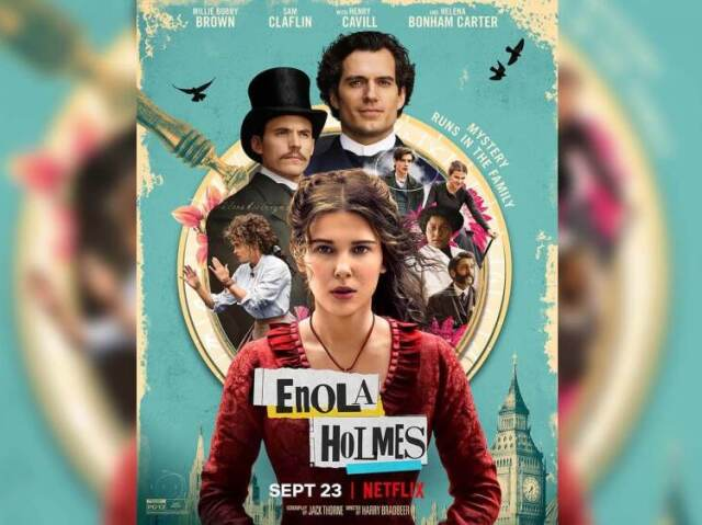 O quanto você conhece Enola Holmes?
