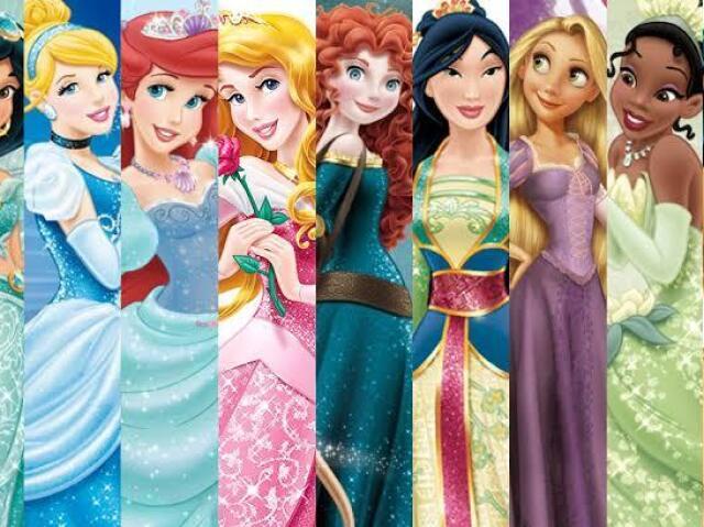 Qual princesa você é?👸