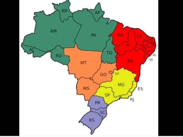 O quanto você sabe sobre estados e municípios brasileiros