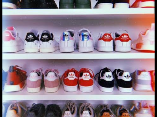 Monte seu closet só de sapatos