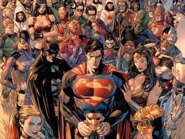 Qual super-herói você seria na DC?