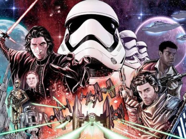 O que você sabe sobre Star Wars? :0