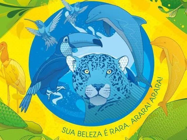 Que animal da fauna brasileira é você?