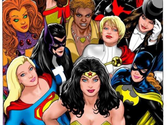 Qual heroína da DC você seria?