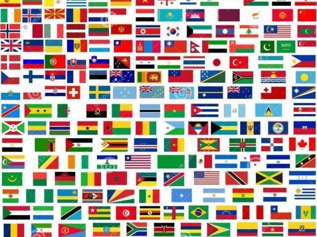 Você conhece essa bandeira?