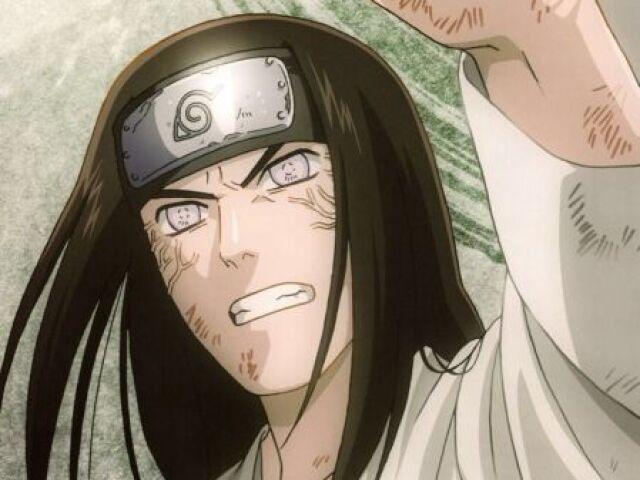 O que você seria do ninja Neji Hyuuga?