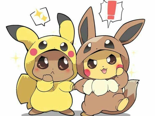 Qual Pokémon Kawaii você seria?