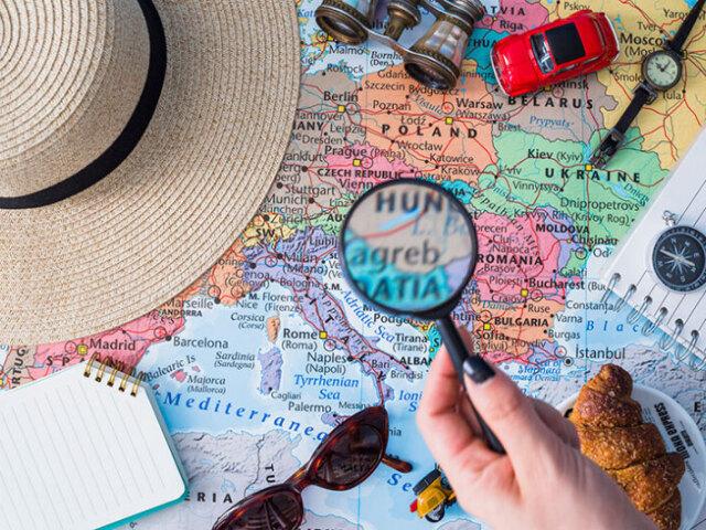 Como seria sua viagem do sonhos?