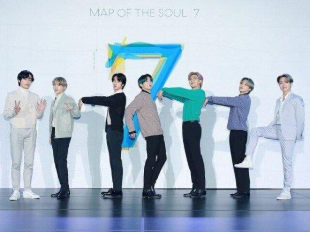Quem é esse membro do BTS de acordo com o sorriso?