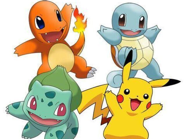 Qual Pokémon inicial você seria?