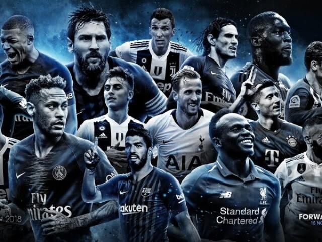 Você conhece os jogadores de futebol?