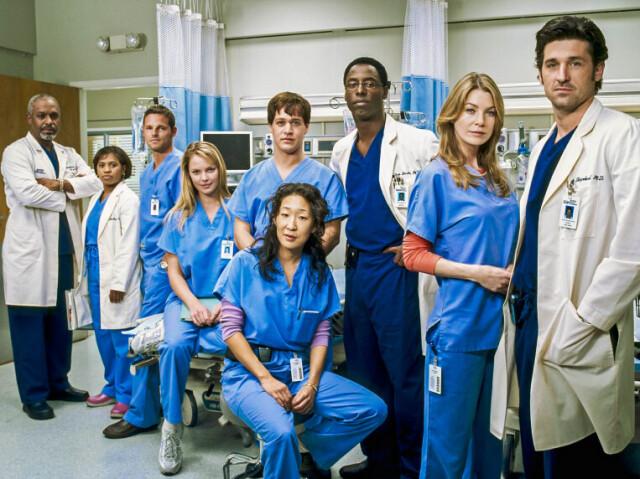 Quem você seria em Grey's Anatomy (M.A.G.I.C.)?