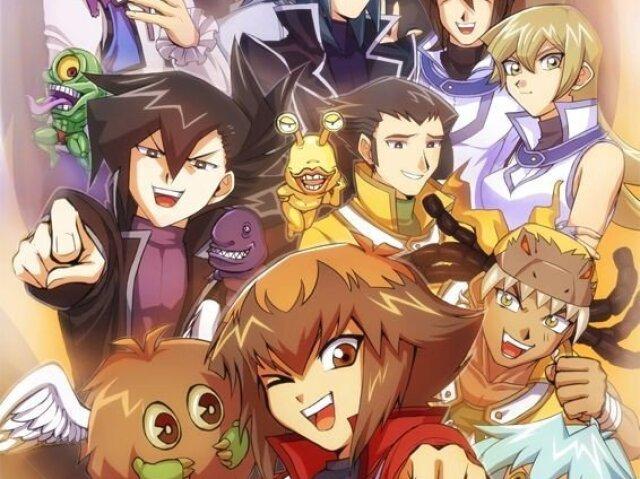 Quem você seria em Yu-Gi-Oh GX?