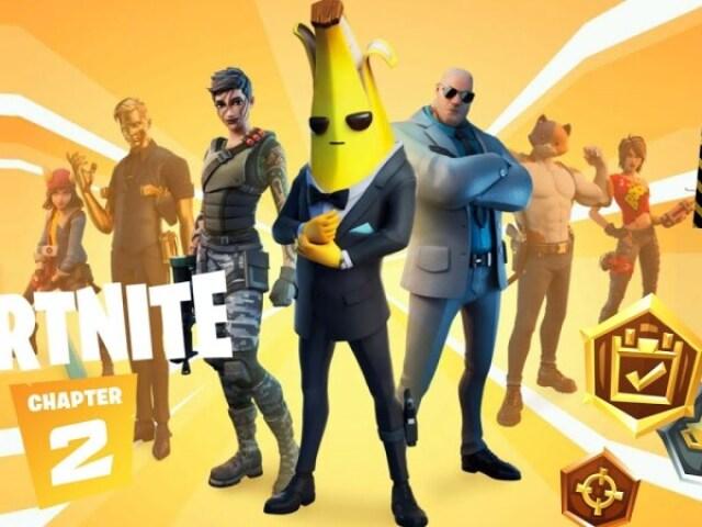 Qual skin da temporada 2 do Fortnite você seria?