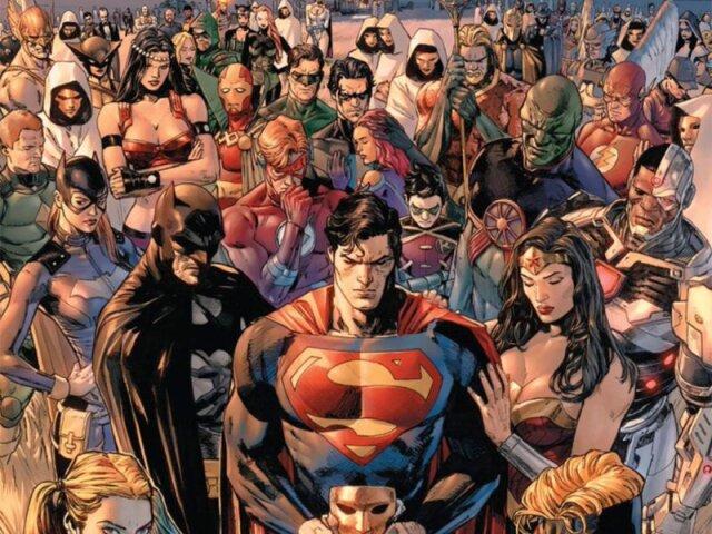Você realmente conhece a Dc Comics?