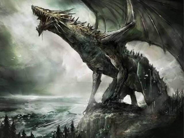 Qual tipo de dragão você seria?
